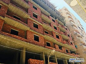 Ad Photo: Apartment 4 bedrooms 1 bath 151 sqm without finish in Minya City  Minya