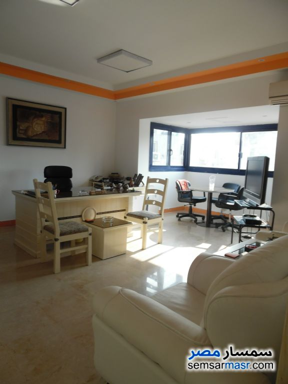 Photo 2 - Apartment 2 bedrooms 2 baths 200 sqm super lux For Sale Mohandessin Giza