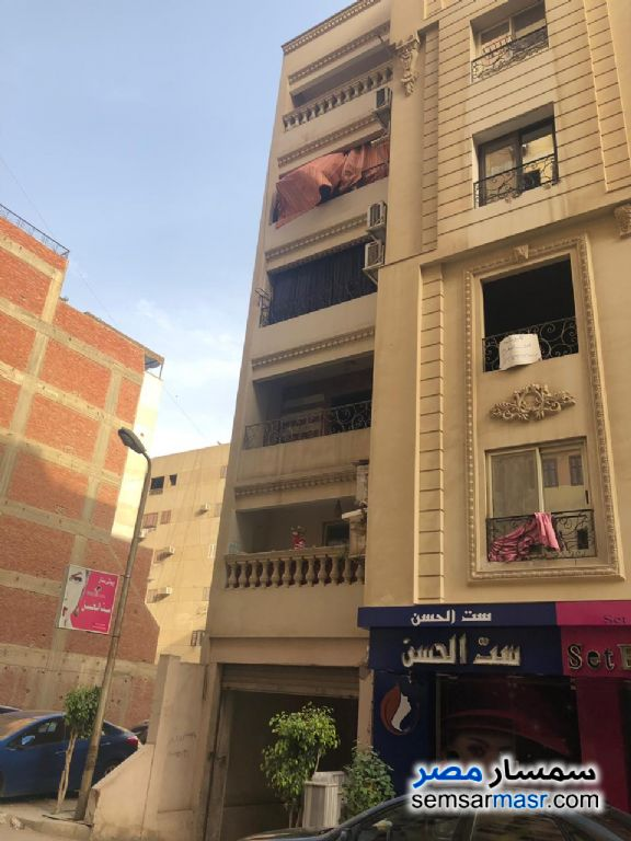 Photo 2 - Apartment 3 bedrooms 2 baths 178 sqm without finish For Sale New Nozha Cairo