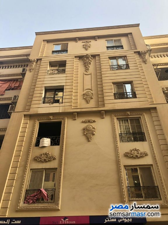 Photo 3 - Apartment 3 bedrooms 2 baths 178 sqm without finish For Sale New Nozha Cairo