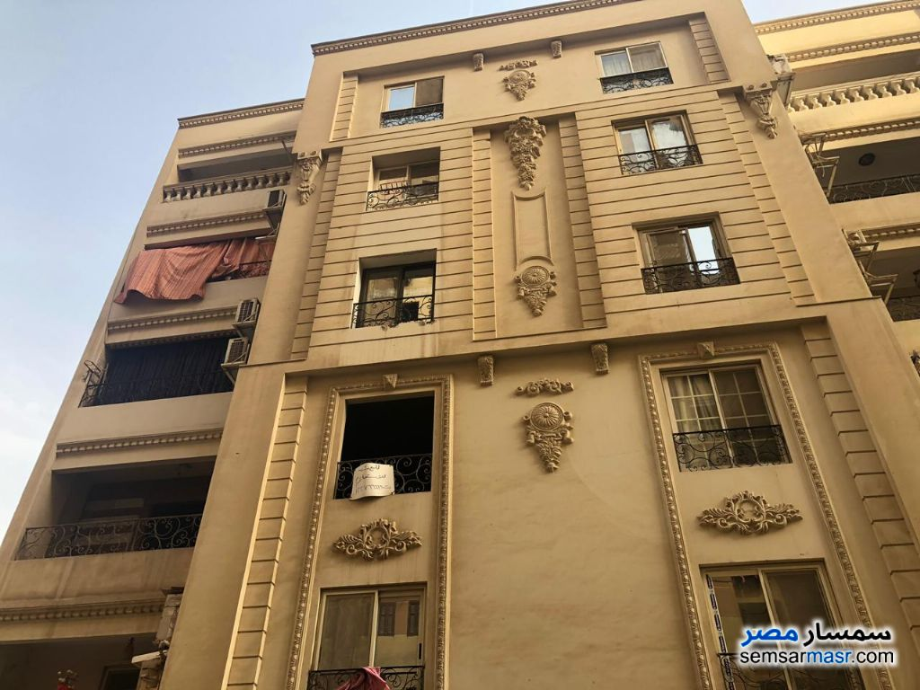 Photo 1 - Apartment 3 bedrooms 2 baths 178 sqm without finish For Sale New Nozha Cairo