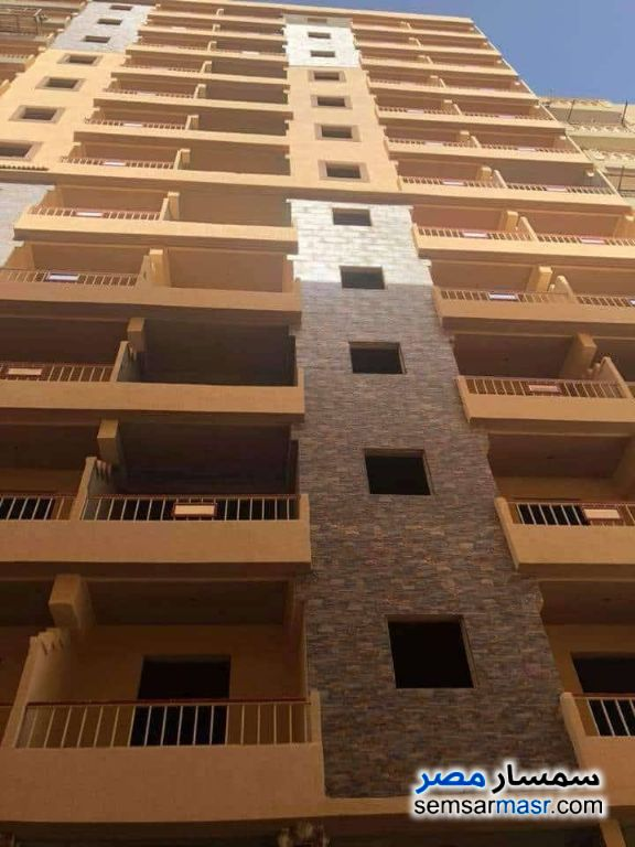 Photo 1 - Apartment 2 bedrooms 1 bath 85 sqm without finish For Sale Agami Alexandira