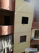 Ad Photo: Apartment 3 bedrooms 2 baths 135 sqm without finish in Hadayek Helwan  Cairo