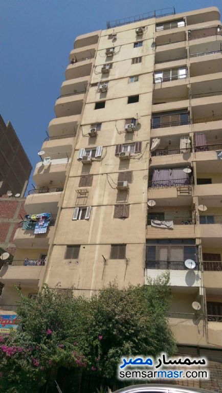 Photo 1 - Apartment 3 bedrooms 1 bath 125 sqm semi finished For Sale Nasr City Cairo