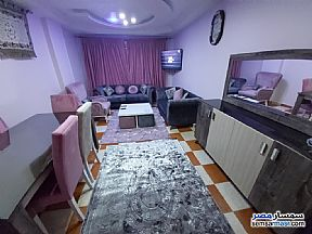 Ad Photo: Apartment 3 bedrooms 1 bath 100 sqm extra super lux in Maadi  Cairo
