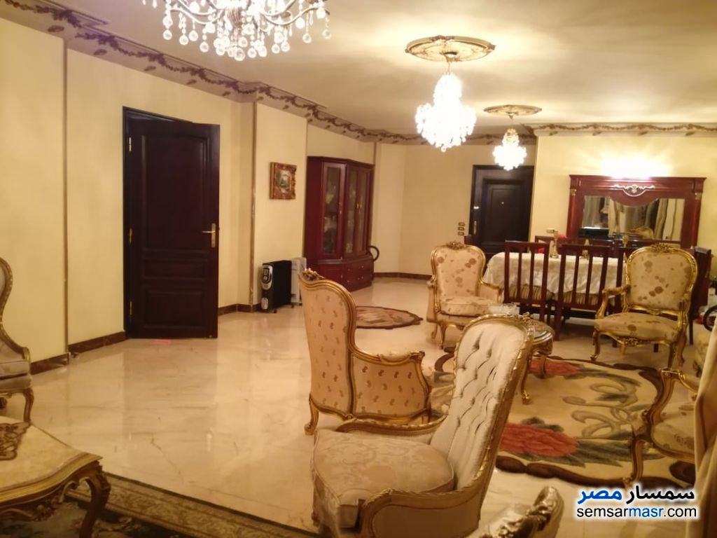Photo 8 - Apartment 3 bedrooms 3 baths 300 sqm super lux For Sale Mohandessin Giza