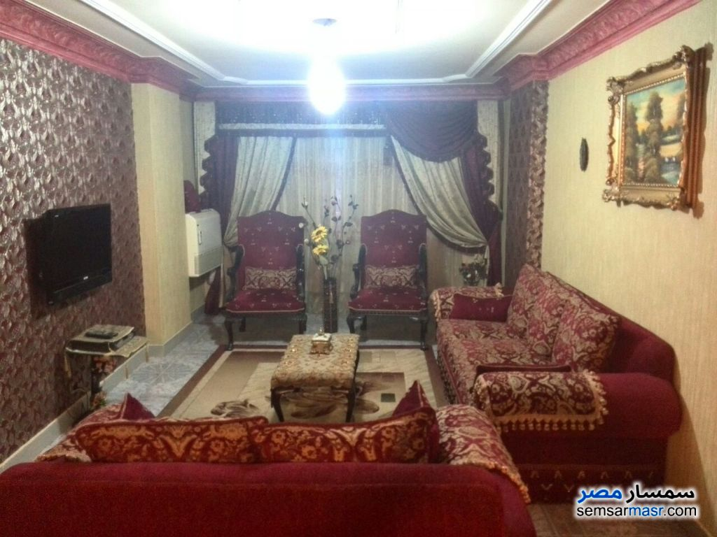 Photo 1 - Apartment 2 bedrooms 1 bath 135 sqm super lux For Sale Haram Giza