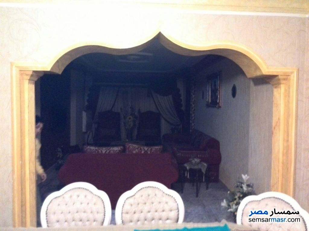 Photo 3 - Apartment 2 bedrooms 1 bath 135 sqm super lux For Sale Haram Giza