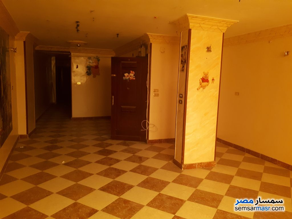 Photo 1 - Apartment 2 bedrooms 1 bath 110 sqm lux For Sale Izbat An Nakhl Cairo