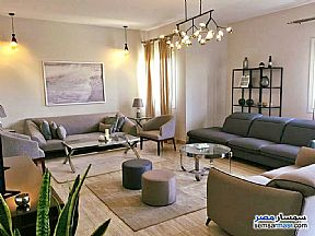 Ad Photo: Apartment 3 bedrooms 3 baths 178 sqm extra super lux in Fifth Settlement  Cairo
