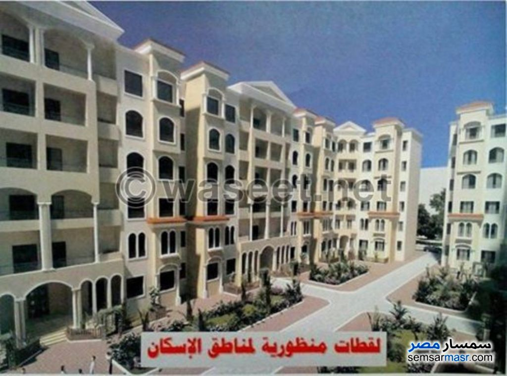 Ad Photo: Apartment 3 bedrooms 2 baths 152 sqm in Districts  6th of October