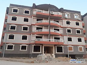 Ad Photo: Apartment 3 bedrooms 2 baths 150 sqm semi finished in North Extensions  6th of October