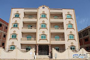 Ad Photo: Apartment 2 bedrooms 2 baths 125 sqm super lux in El Ubour City  Qalyubiyah