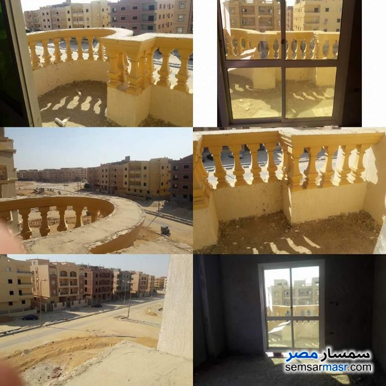 Photo 2 - Apartment 3 bedrooms 2 baths 150 sqm semi finished For Sale Shorouk City Cairo