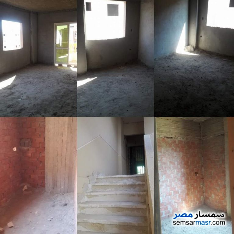 Photo 3 - Apartment 3 bedrooms 2 baths 150 sqm semi finished For Sale Shorouk City Cairo