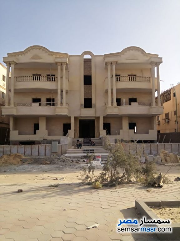Ad Photo: Apartment 3 bedrooms 2 baths 240 sqm semi finished in El Ubour City  Qalyubiyah