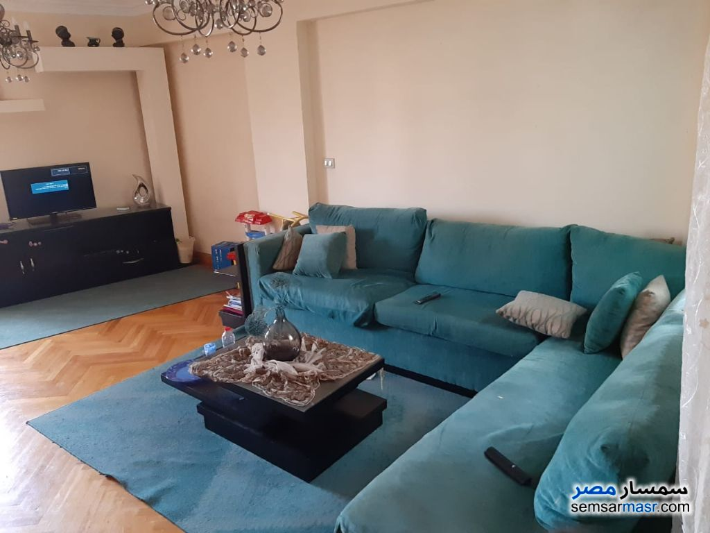 Ad Photo: Apartment 2 bedrooms 2 baths 140 sqm super lux in Sidi Gaber  Alexandira