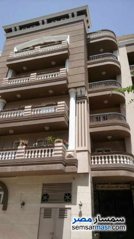 Photo 2 - Apartment 3 bedrooms 2 baths 350 sqm extra super lux For Sale Heliopolis Cairo