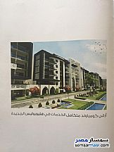 Ad Photo: Apartment 3 bedrooms 2 baths 172 sqm semi finished in New Heliopolis  Cairo