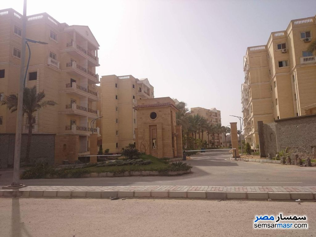 Photo 6 - Apartment 2 bedrooms 1 bath 85 sqm semi finished For Sale October Gardens 6th of October