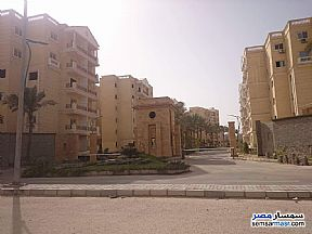 Apartment 2 bedrooms 1 bath 85 sqm semi finished For Sale October Gardens 6th of October - 6