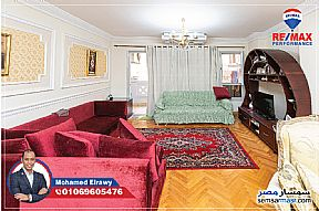 Ad Photo: Apartment 3 bedrooms 2 baths 215 sqm super lux in Roshdy  Alexandira