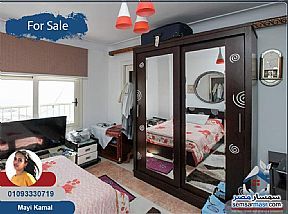 Apartment 3 bedrooms 2 baths 188 sqm extra super lux For Sale Saba Pasha Alexandira - 15