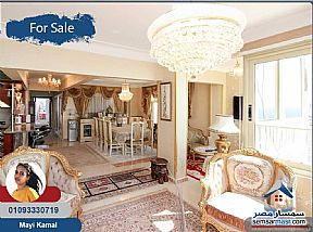 Apartment 3 bedrooms 2 baths 188 sqm extra super lux For Sale Saba Pasha Alexandira - 2