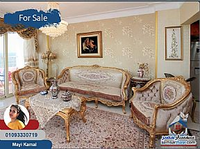 Apartment 3 bedrooms 2 baths 188 sqm extra super lux For Sale Saba Pasha Alexandira - 4