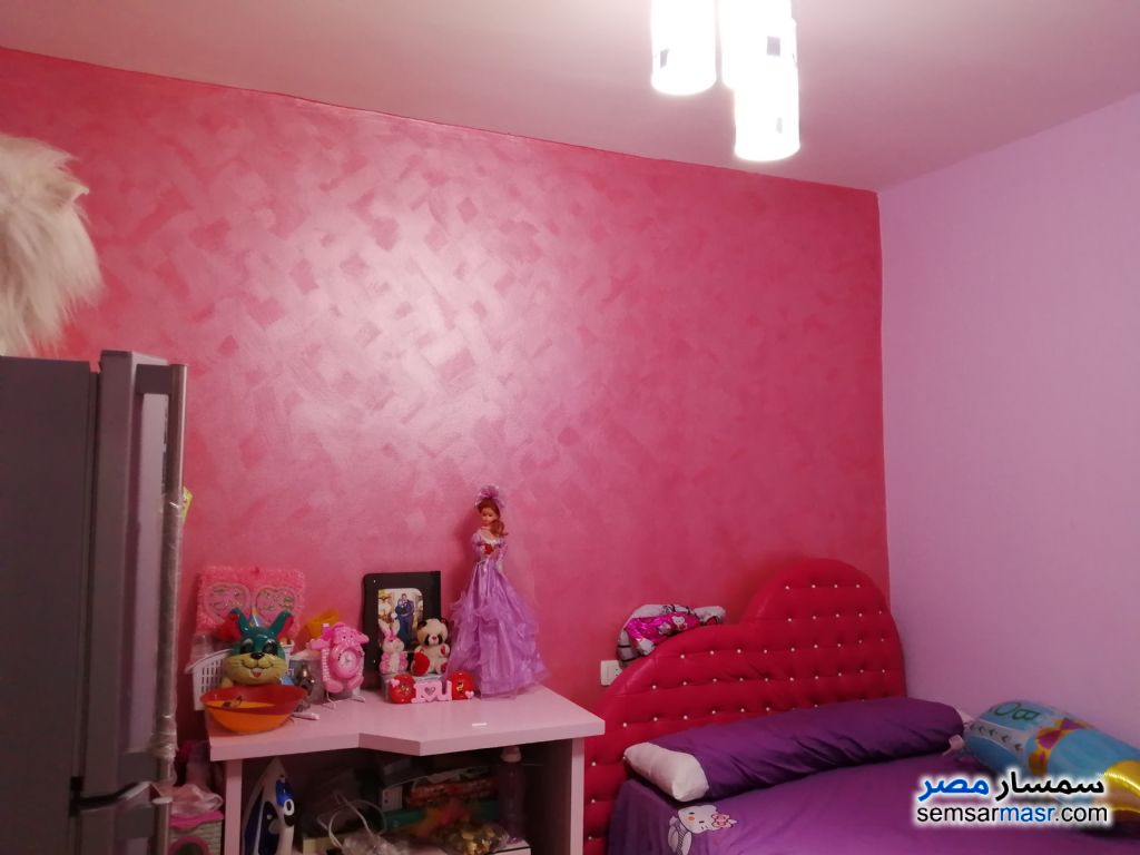 Photo 3 - Apartment 2 bedrooms 1 bath 85 sqm extra super lux For Sale Omrania Giza