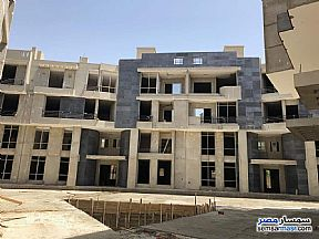 Ad Photo: Apartment 3 bedrooms 2 baths 210 sqm semi finished in First Settlement  Cairo