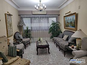 Ad Photo: Apartment 3 bedrooms 1 bath 120 sqm extra super lux in New Nozha  Cairo