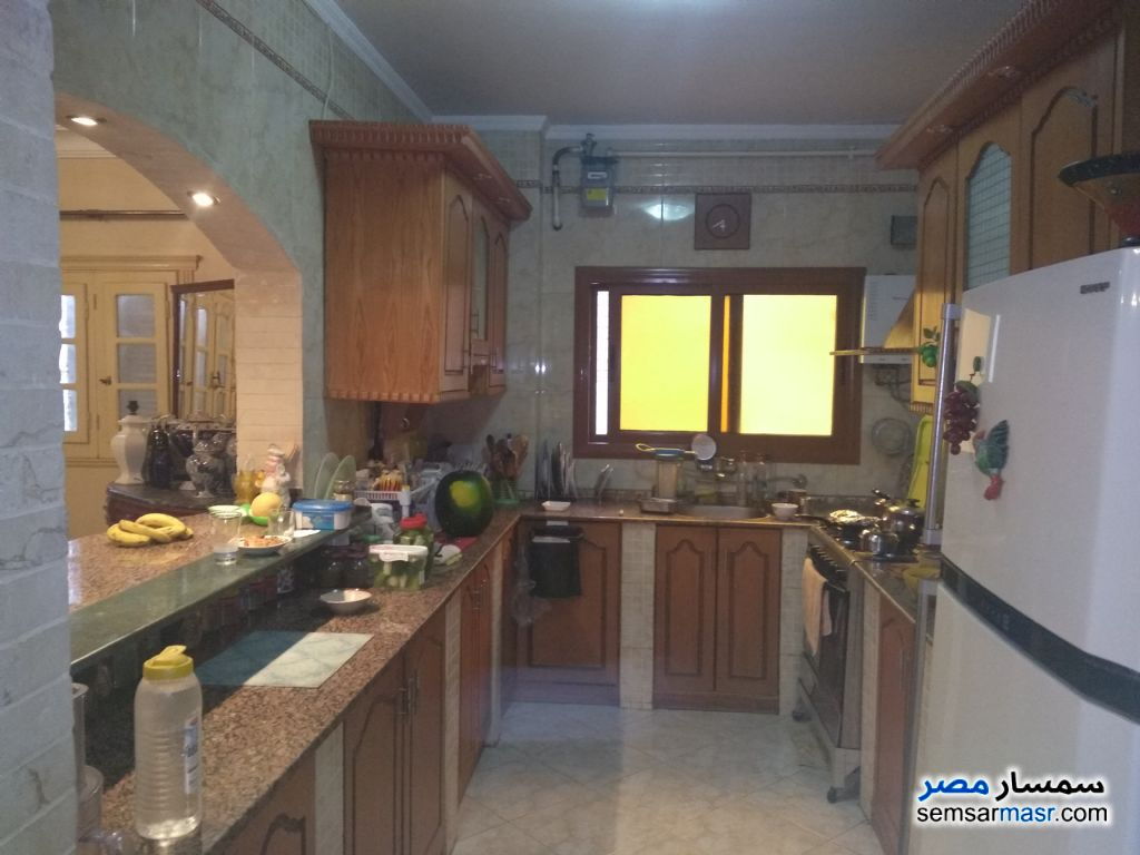 Photo 9 - Apartment 3 bedrooms 2 baths 200 sqm super lux For Sale First Settlement Cairo