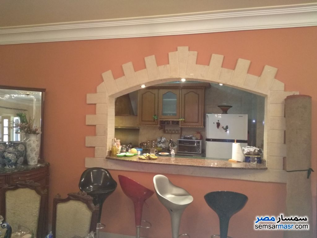 Photo 10 - Apartment 3 bedrooms 2 baths 200 sqm super lux For Sale First Settlement Cairo
