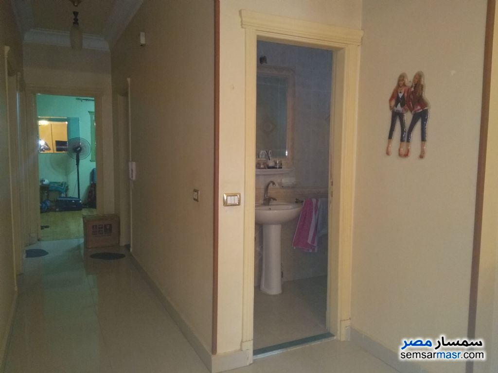 Photo 6 - Apartment 3 bedrooms 2 baths 200 sqm super lux For Sale First Settlement Cairo