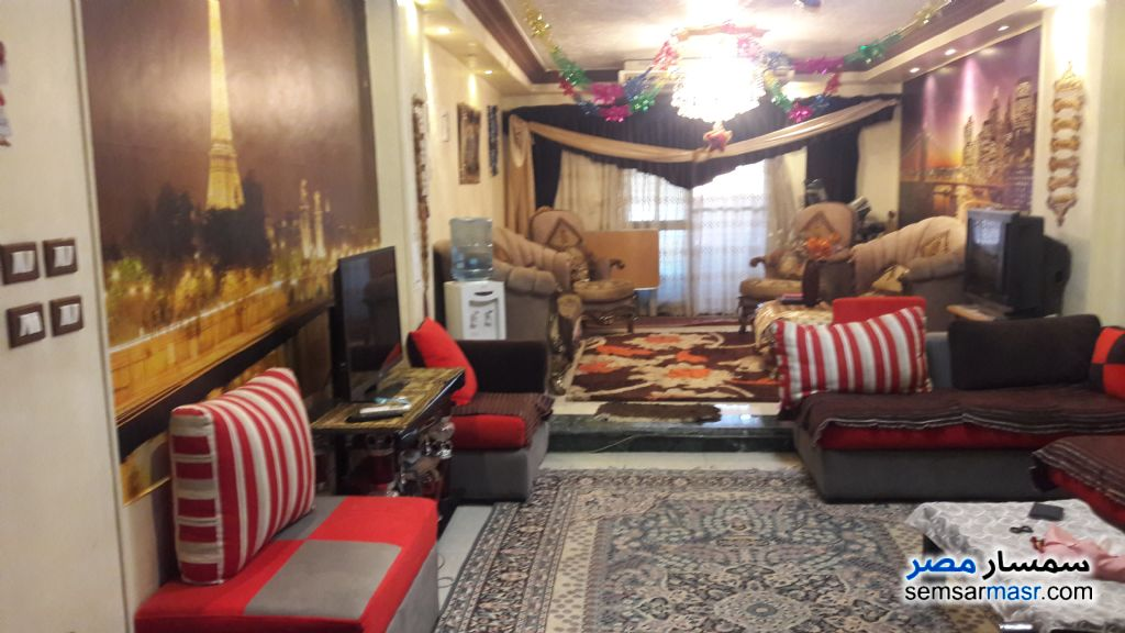 Photo 1 - Apartment 3 bedrooms 2 baths 150 sqm super lux For Sale Helmeya Cairo