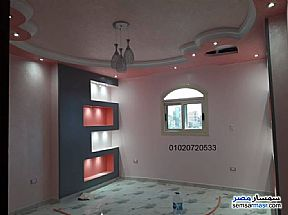 Ad Photo: Apartment 3 bedrooms 1 bath 145 sqm semi finished in Zagazig  Sharqia