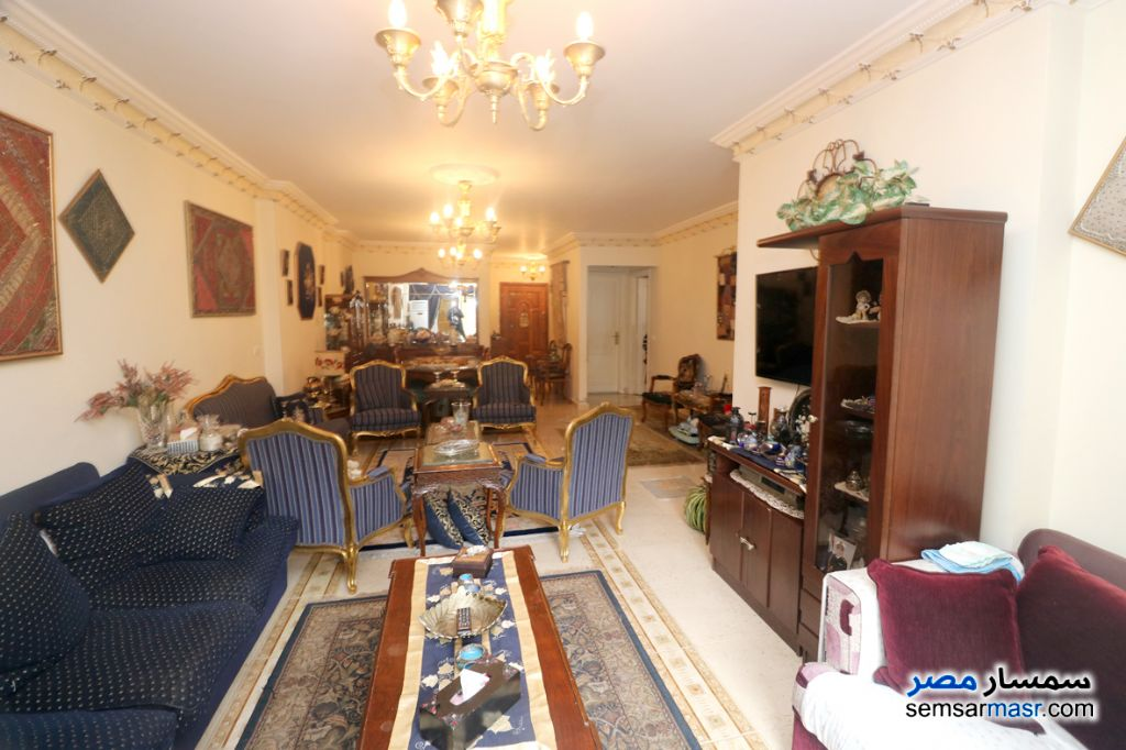 Photo 1 - Apartment 3 bedrooms 2 baths 175 sqm super lux For Sale Roshdy Alexandira