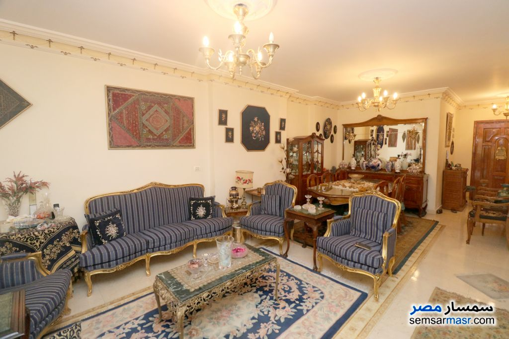 Photo 2 - Apartment 3 bedrooms 2 baths 175 sqm super lux For Sale Roshdy Alexandira