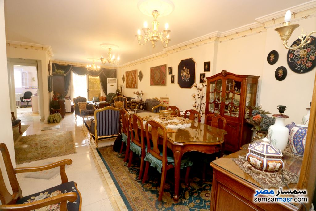 Photo 3 - Apartment 3 bedrooms 2 baths 175 sqm super lux For Sale Roshdy Alexandira