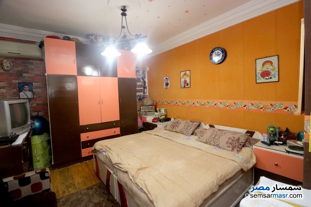 Photo 8 - Apartment 3 bedrooms 2 baths 175 sqm super lux For Sale Roshdy Alexandira