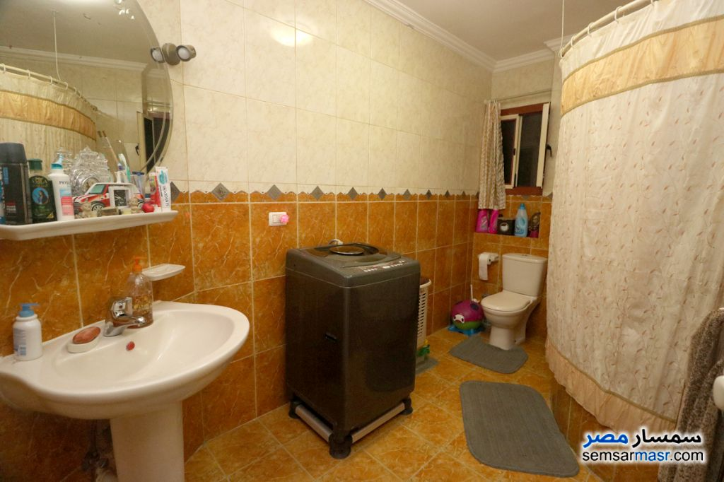 Photo 12 - Apartment 3 bedrooms 2 baths 175 sqm super lux For Sale Roshdy Alexandira