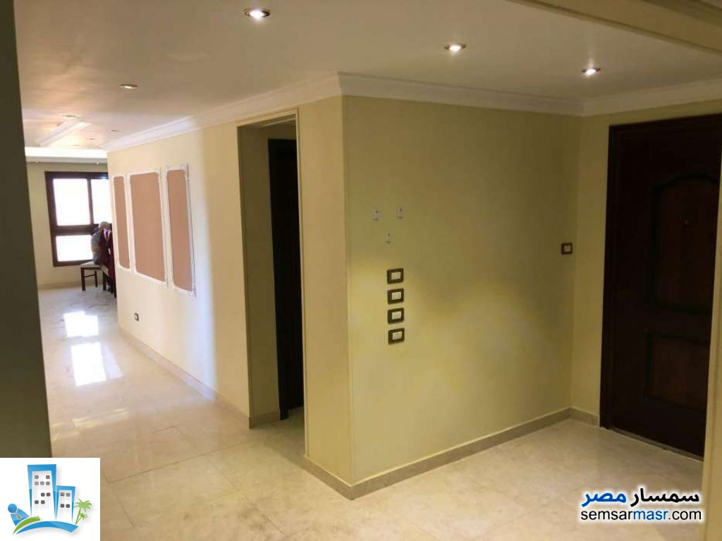 Apartment 4 bedrooms 2 baths 235 sqm extra super lux For Sale North Extensions 6th of October - 7