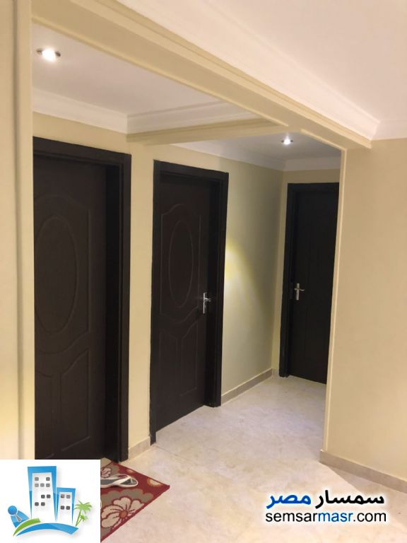 Apartment 4 bedrooms 2 baths 235 sqm extra super lux For Sale North Extensions 6th of October - 10