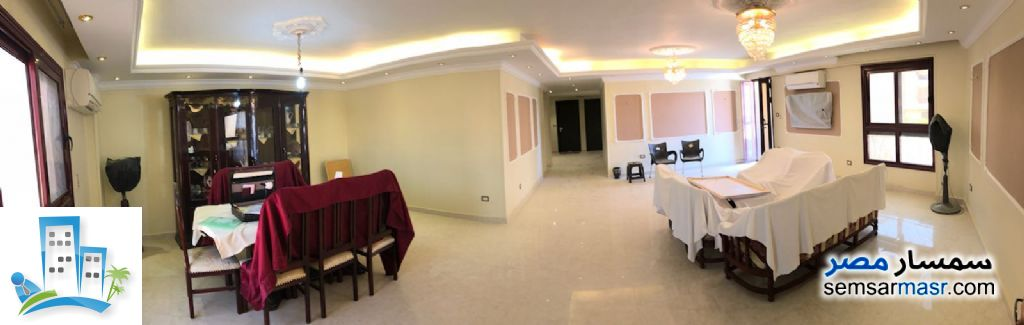 Apartment 4 bedrooms 2 baths 235 sqm extra super lux For Sale North Extensions 6th of October - 15