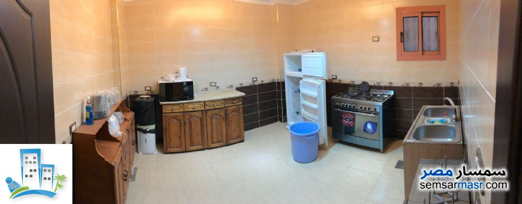 Apartment 4 bedrooms 2 baths 235 sqm extra super lux For Sale North Extensions 6th of October - 18