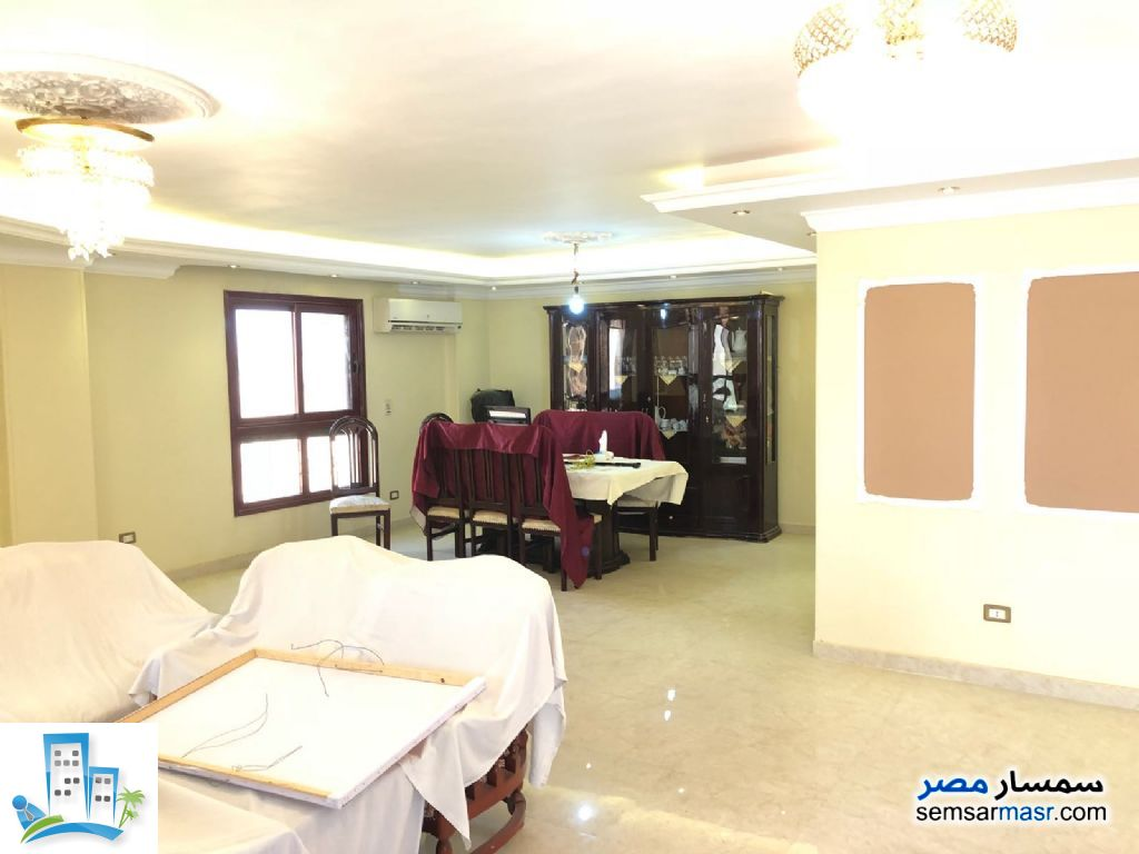 Apartment 4 bedrooms 2 baths 235 sqm extra super lux For Sale North Extensions 6th of October - 20