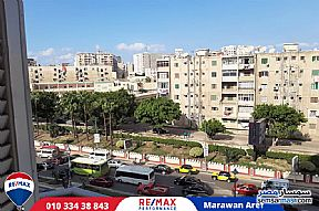 Ad Photo: Apartment 3 bedrooms 2 baths 152 sqm in Moharam Bik  Alexandira