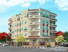 Ad Photo: Apartment 2 bedrooms 2 baths 133 sqm semi finished in New Heliopolis  Cairo