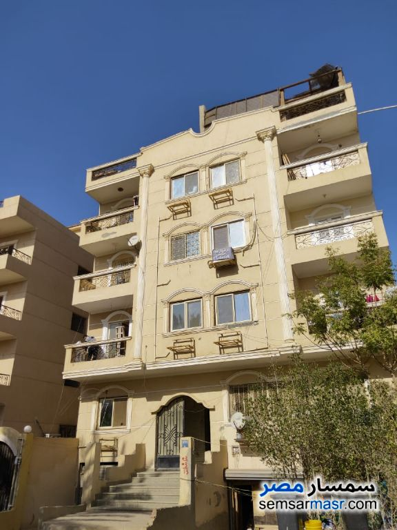 Ad Photo: Apartment 3 bedrooms 2 baths 155 sqm semi finished in North Extensions  6th of October